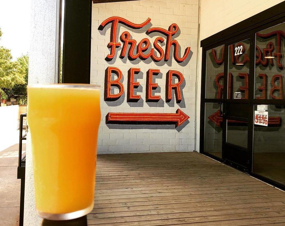 Photo: Oak Cliff Brewing Co./Facebook