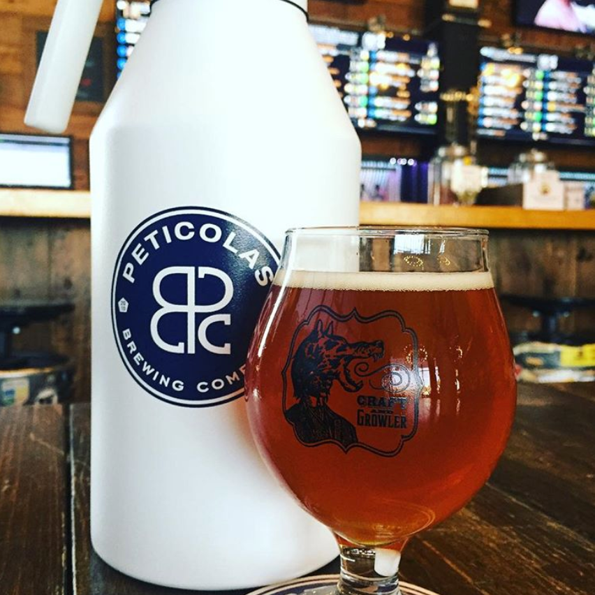 Come and Take It from Peticolas Brewing - Tailgates are marathons, not sprints — something we wish we could remind the freshmen version of us. Therefore, a nice kolsch like the Come and Take It from Peticolas provides ample taste and refreshment at a mellow 5% abv. A growler of this from Craft & Growler is an ideal way to begin an afternoon of cornhole and barbecue.