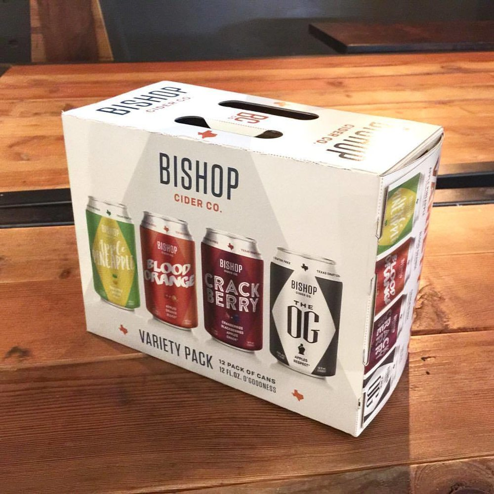 Apple Pineapple at Bishop Cider  - For our cider lovers, Bishop Cider Co. offers a huge variety of unexpected flavors. Best of all, Bishop Cider Co. keeps it all natural, choosing to skip on adding any additional sweeteners to their drinks. The only sugar you'll find in these ciders comes from the domestically sourced juices straight from the Pacific Northwest. We recommend the Apple Pineapple, a rich gold colored brew and beyond satisfying fruity taste.