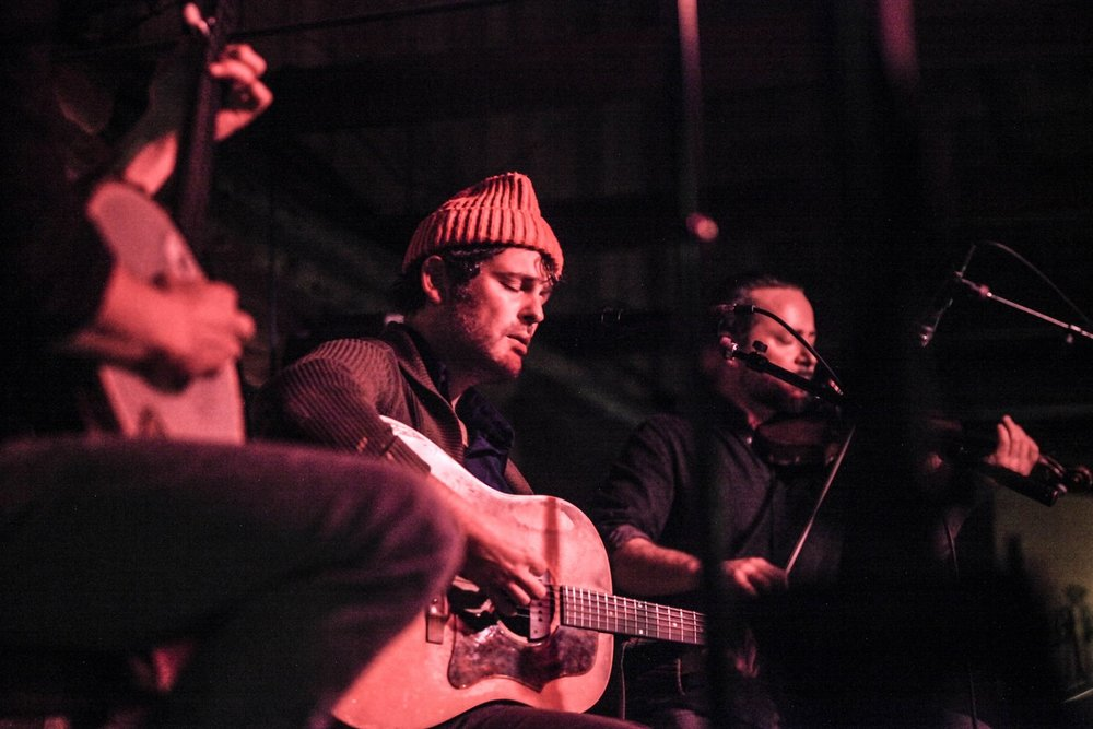 Photo: Gregory Alan Isakov/Facebook