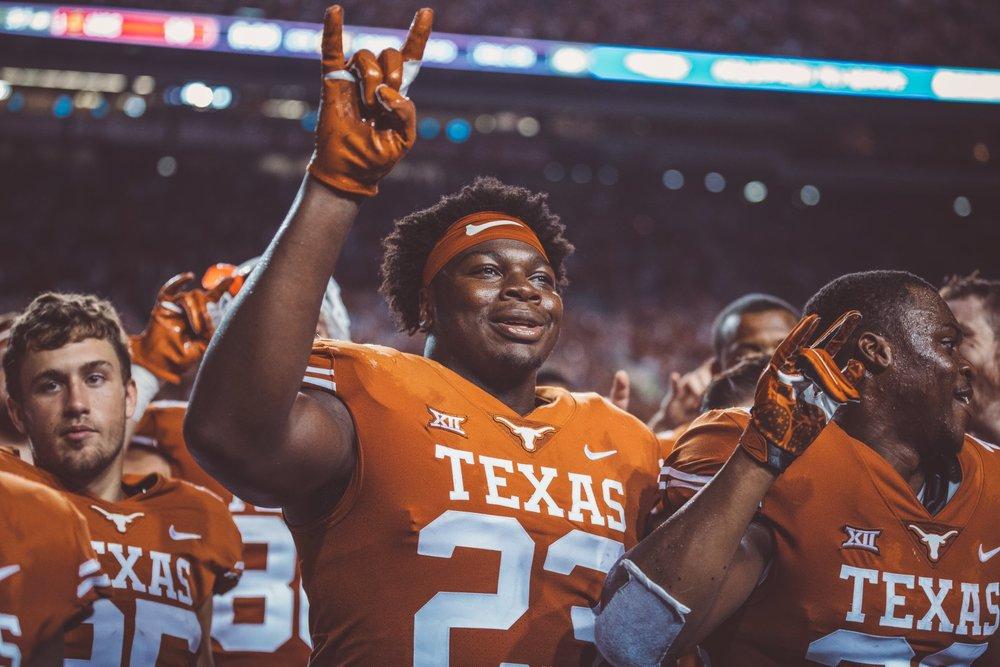 Photo: Texas Football/Facebook