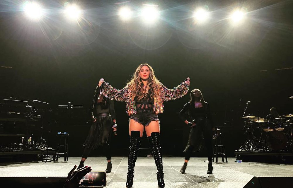 Tuesday, 10/16 - Tamia, 8 PM at House of Blues / TICKETS(Hed) P.E., 8 PM at Trees / TICKETSBirdtalker, Braison Cyrus, 8 PM at Club Dada / TICKETSCoast 2 Coast LIVE FT. CHEF SHADIGIDY, 9 PM at Poor David's Pub / TICKETSCoLab, Friday's Foolery, 9 PM at Three Links / TICKETSBloodletting North America XII feat. Decrepit Birth & Arsis, 6 PM at Gas Monkey Bar N' Grill / TICKETSStryper, 7 PM at Gas Monkey LIVE / TICKETSMatthew & the Arrogant Sea, Little Boy Big Head On A Bike, Ditch Prince, 7 PM at The Prophet Bar / TICKETS