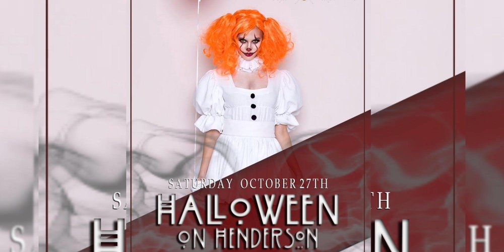 Halloween On Henderson | Sissy's 10/27 - We were heartbroken when Sissy's closed on Henderson last year, so we're ready to haunt the abandoned space with drinks and specialty cocktails brought to you by Smithy. There's the requisite costume party in addition to photo ops and… surprises, according to the party planners Social Blueprints DFW.