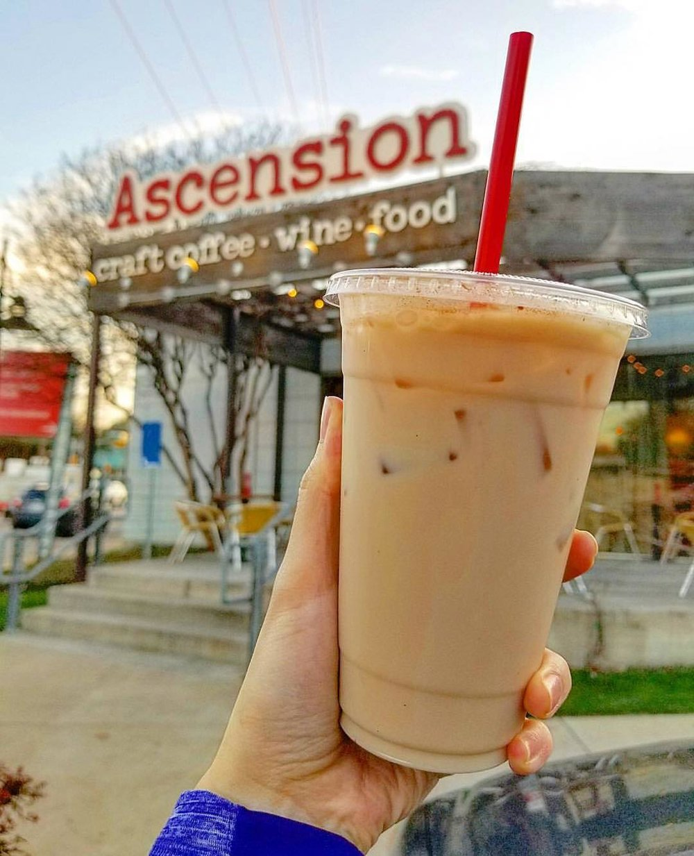 Ascension | (1621 Oak Lawn Ave.; 200 Crescent Ct. #40; 1601 Elm St. #120) - Think of this place as a farm-to-table restaurant and wine bar that leads with a coffee focus. Make it your Saturday breakfast go-to (the croque madame eggs benedict is a must), or just head over with your laptop to get some work done. Also, half-price wine bottles after 4:30.
