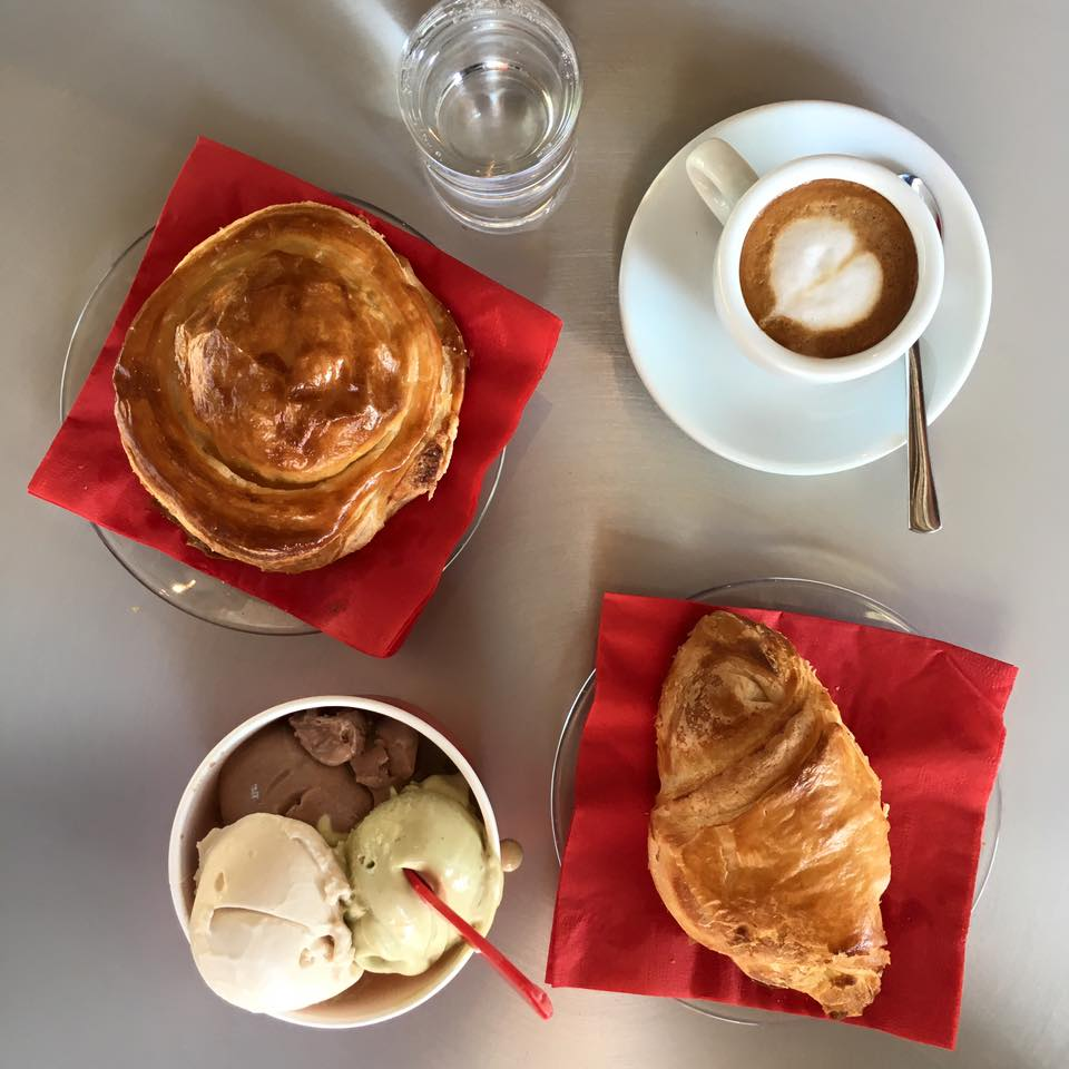 Palmieri Cafe |920 S. Harwood St. #100 - Head to the Farmers Market for the best Italian coffees and pastries, and definitely don't skip out on the gelato.