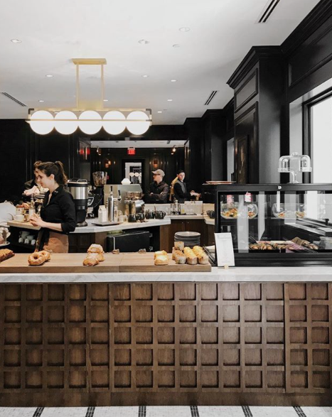 Otto's Coffee | 1321 Commerce St. - This downtown spot calls itself a Viennese-style cafe. Inside, you'll find a cozy Mid-century Modern ambiance that'll certainly have you speaking Italian in no time.