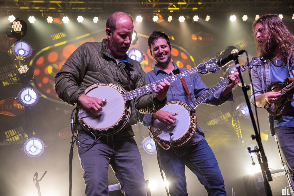 Photo: Greensky Bluegrass/Facebook