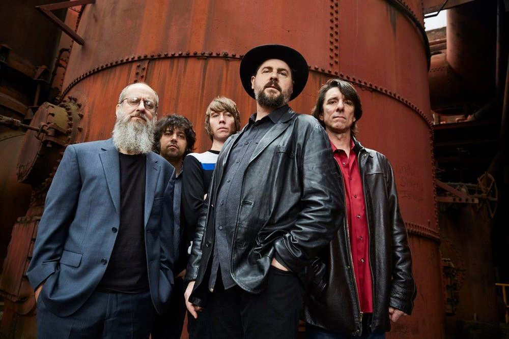 Photo: Drive-By Truckers/Facebook