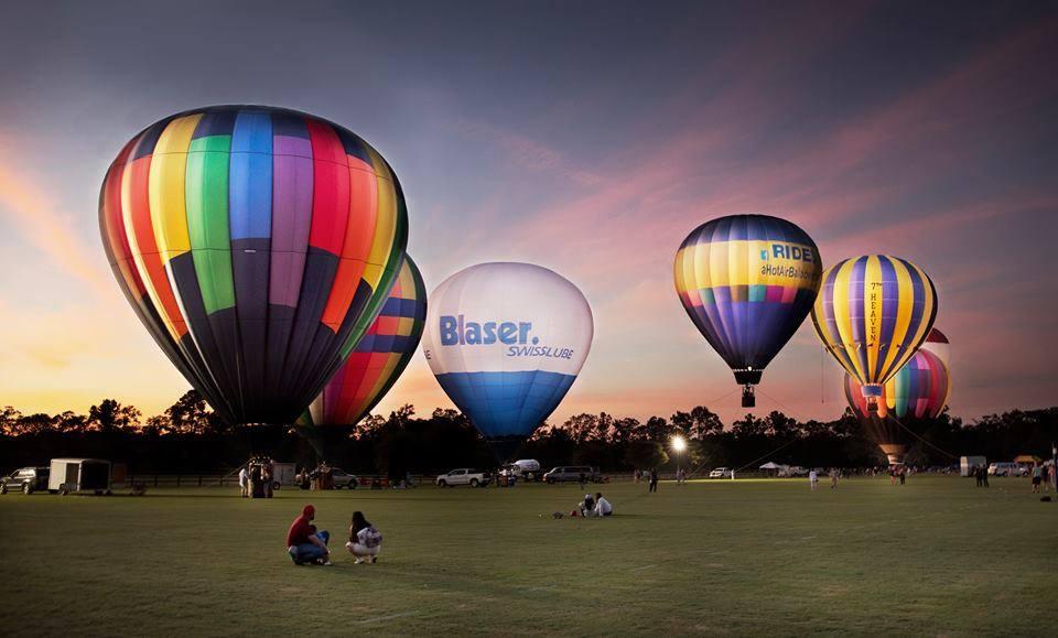 Dallas Hot Air Balloon Festival and Victory Cup Polo Match - Saturday, November 3 | Prestonwood Polo Club