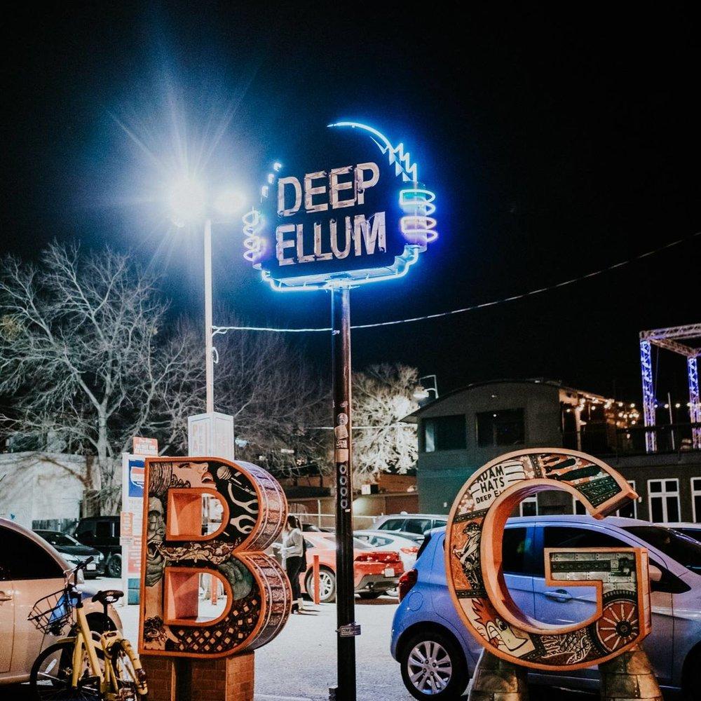Fall Into Deep Ellum Block Party - Saturday, November 3 | Deep Ellum