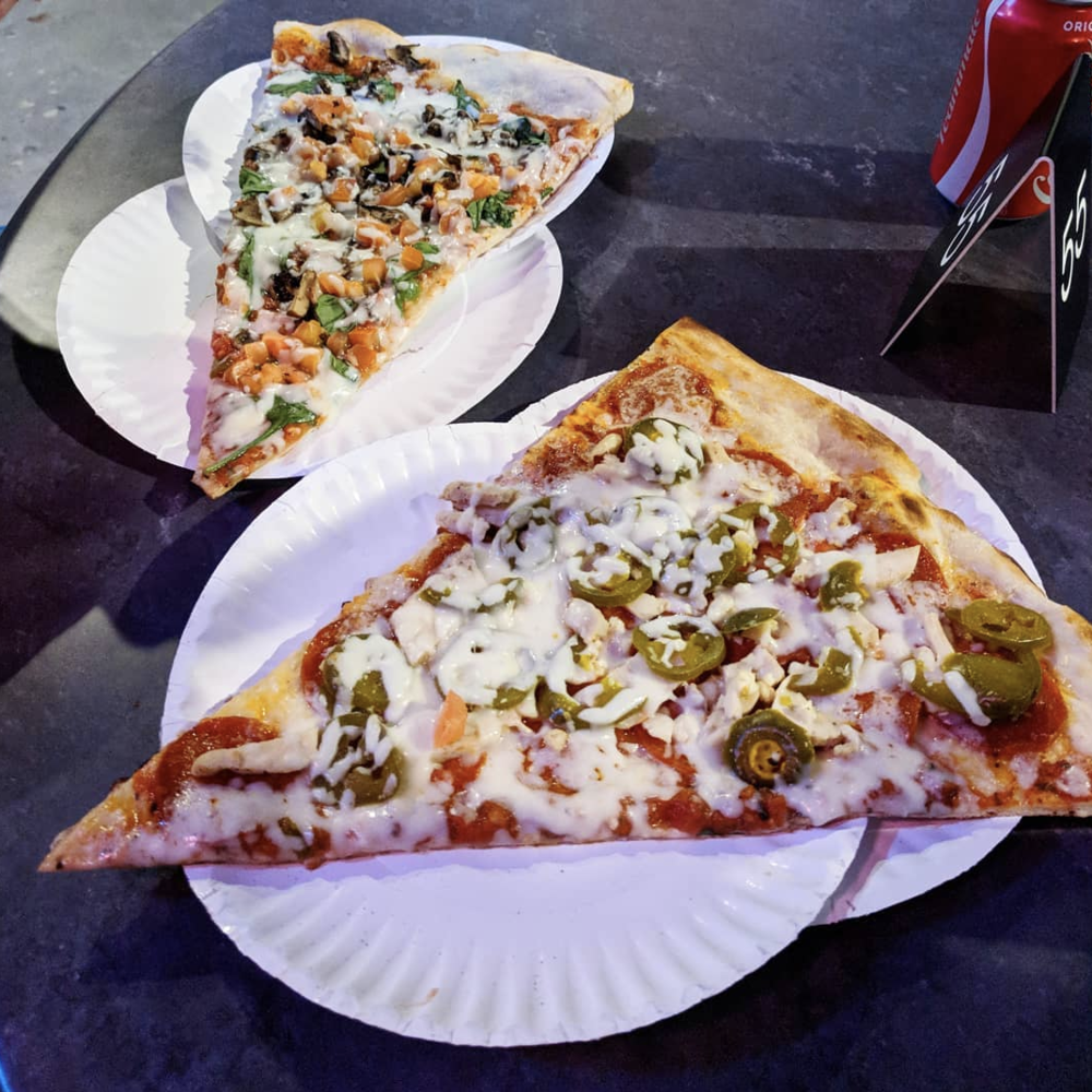 Serious Pizza | 2807 Elm St. - Admit it: There's no better late-night dish than a giant slice of pizza. Try to get here before 2 AM to beat the bar rush, but any time before 3 AM on the weekends guarantees you a slice.