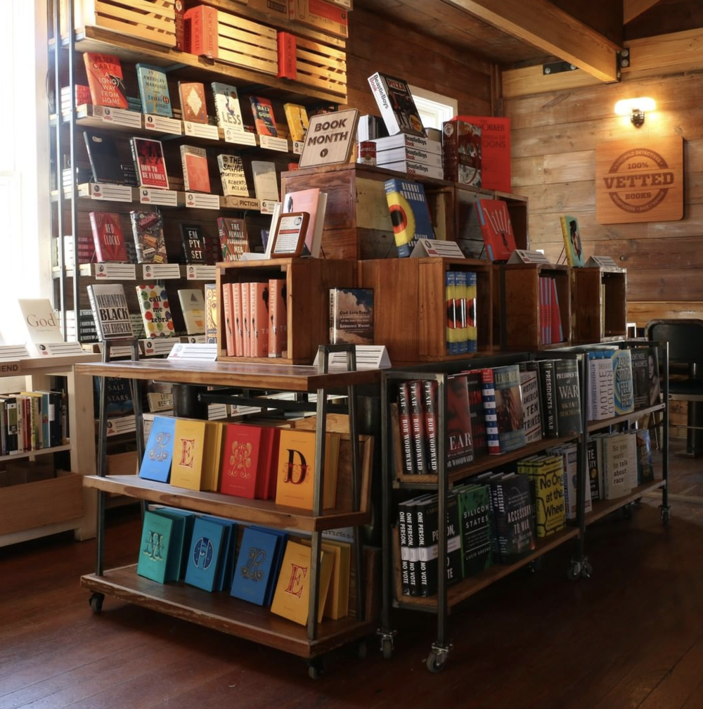 The Wild Detectives | 314 W. Eighth St. - This Oak Cliff independent bookstore is home to an always-changing collection, artist readings, live music, and a bar. There's nothing more to want, really.