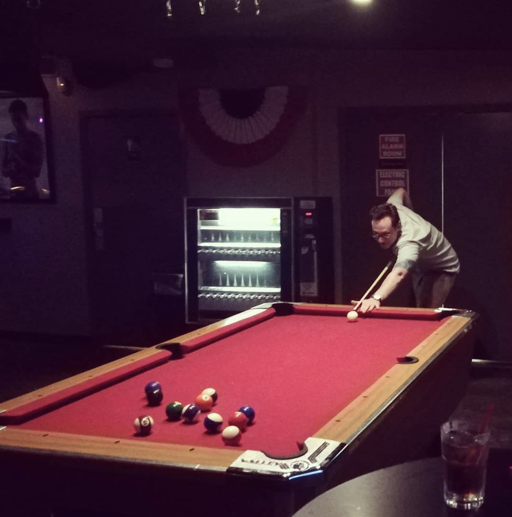 Woody's ||4011 Cedar Springs Road - Skip the Sunday scaries at this LGBTQIA-friendly sports bar, with $3.50 wells all day and free karaoke from 10 PM until close.