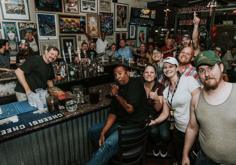 Shuck N Jive | 5315 Greenville Ave. - Bring your best chops and an empty stomach every Tuesday at 8 PM for karaoke night. Just a heads up, this Greenville spot can be pretty busy, so expect to wait about a half hour to get on stage.