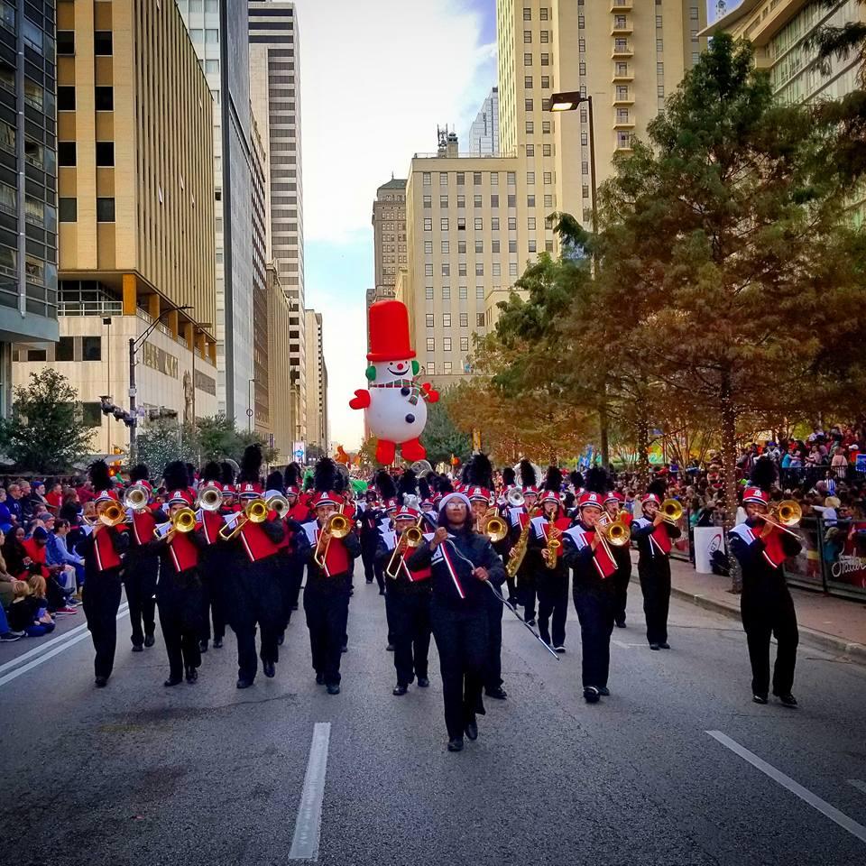 Photo: Dallas Holiday Parade/Facebook