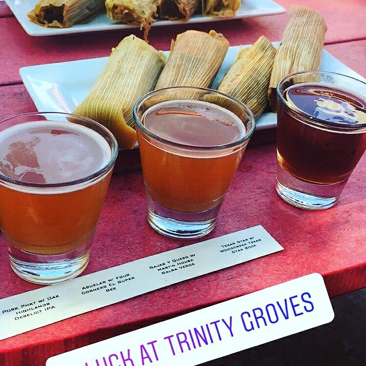 Tamale and Beer Pairing Flight - Sunday, December 2 | LUCK