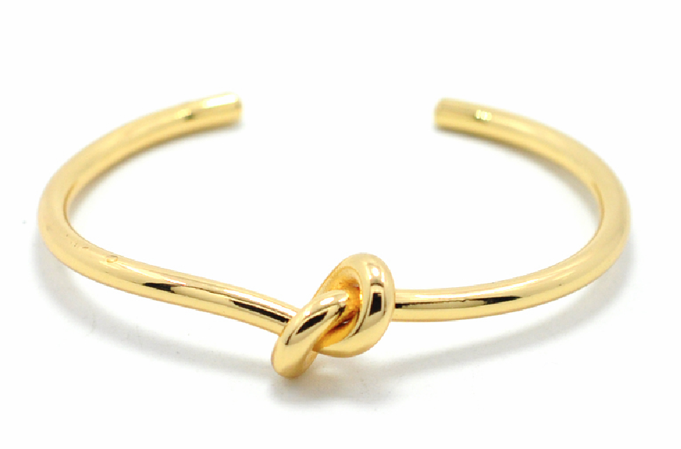 Accessory Concierge Gold Knot Cuff ($30) - This Lovers Lane boutique has some of the best affordable jewelry in town. My favorite? This simple gold knot cuff that's perfectly sweet and symbolic for a BFF or a romantic partner.