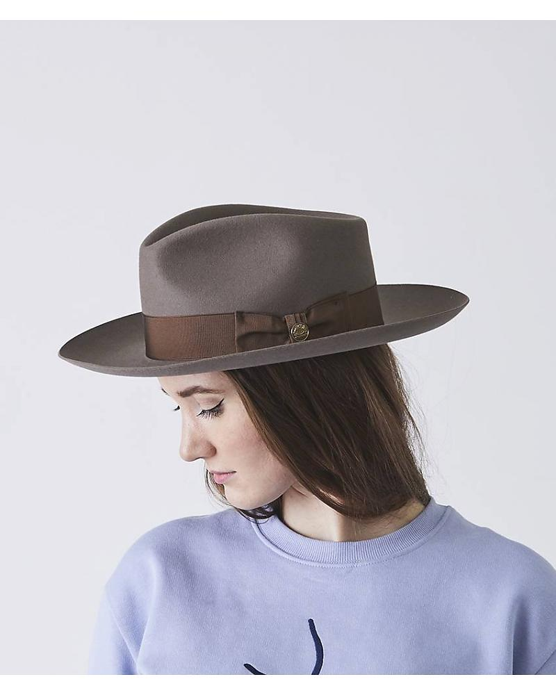 Commerce Goods & Supply x Stetson Renard Hat ($300) - Any Dallasite knows the importance of versatile headwear, and exclusivity just sweetens the pot. This Stetson design is made specifically for the Adolphus' boutique shop, and the fedora/cowboy hat combo makes it a closet staple.