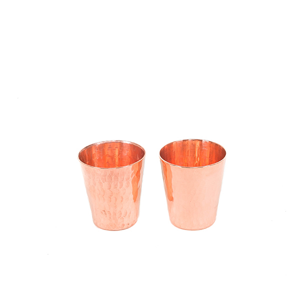 Copper Shot Glass from Favor The Kind ($11) - One simply shouldn't just do a shot out of any glass. This stocking stuffer will let the drinker in your life class up their celebrations just a little.