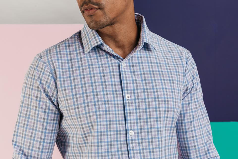 Dress Shirt from Mizzen+Main ($125) - If you're going to work hard all day, you need to look good while doing so. Mizzen+Main, a local shop, has some of the best dress (and casual) shirts around. They also promote dryness, so your favorite workaholic isn't sweating through his brand new shirt. Shirts come in a wide variety of colors and patterns so you'll easily be able to find the perfect item, but we're partial to the Leeward Collection when it comes to that boardroom-to-bar look.