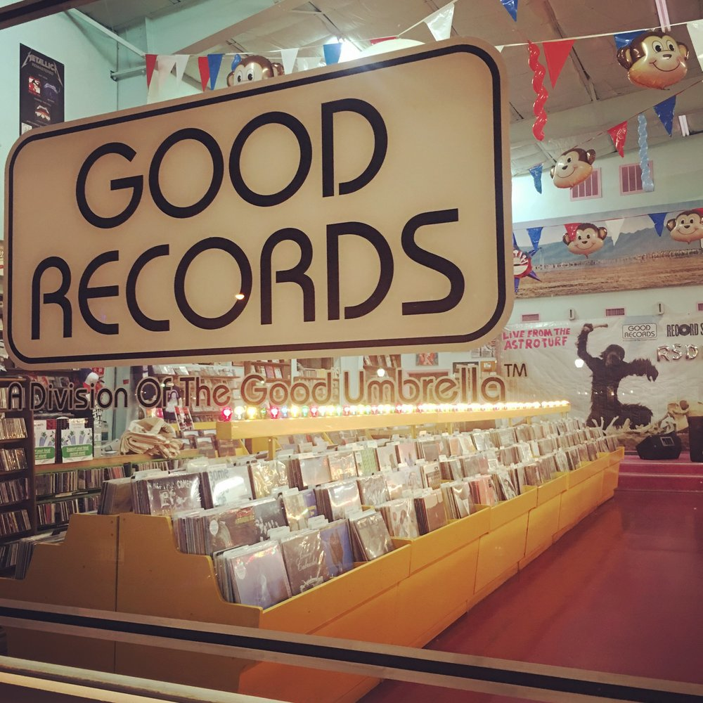 Good Records ||1808 Greenville Ave. - This spot is a must-visit for new vinyl enthusiasts. Between a wonderfully curated new selection and varying in-store events and live music, every day is Record Store Day on Lowest Greenville. And don't forget to stop in on your birthday; they offer 20% off with a valid ID.
