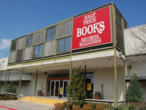 Half Price Books |5803 E. Northwest Highway - The flagship location boasts one of the best collections in DFW for sale and trade. So take a break from browsing the bookshelves and check out the always-changing vinyl selection. You never know what you're going to find.