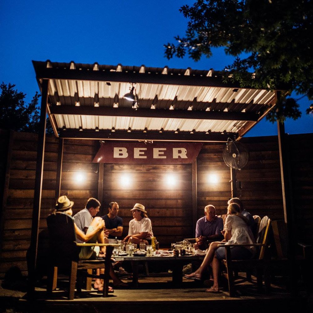 The Rustic | 3656 Howell St. - Bundle up, pop a beer in a koozie, and catch an outdoor show in front of one of their fire pits. There's no better way to take in a country music show in the winter months.