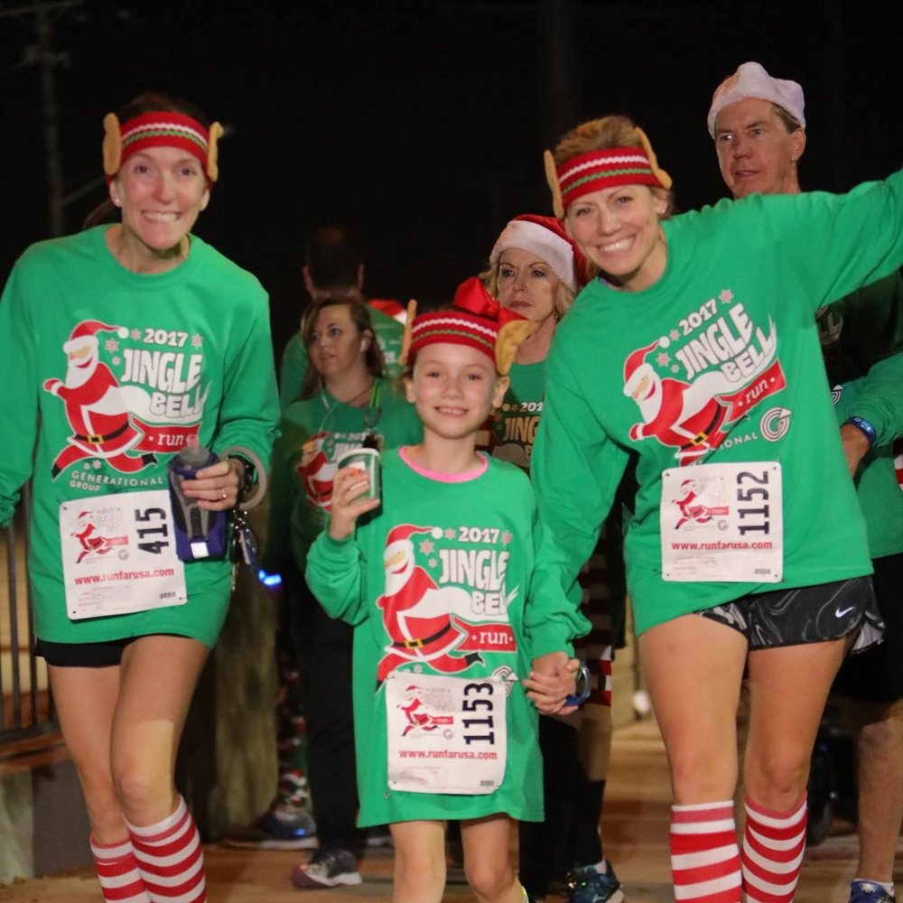 2018 Jingle Bell Run - Thursday, December 20 | Hilton Anatole
