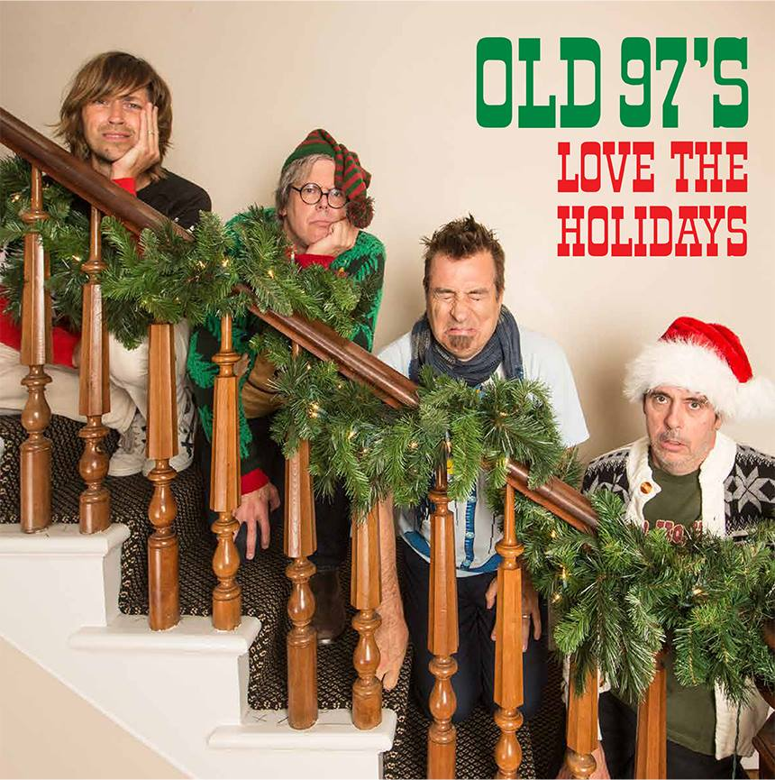 Old 97's Holiday Hoopla - Saturday, December 28 | The Statler Ballroom