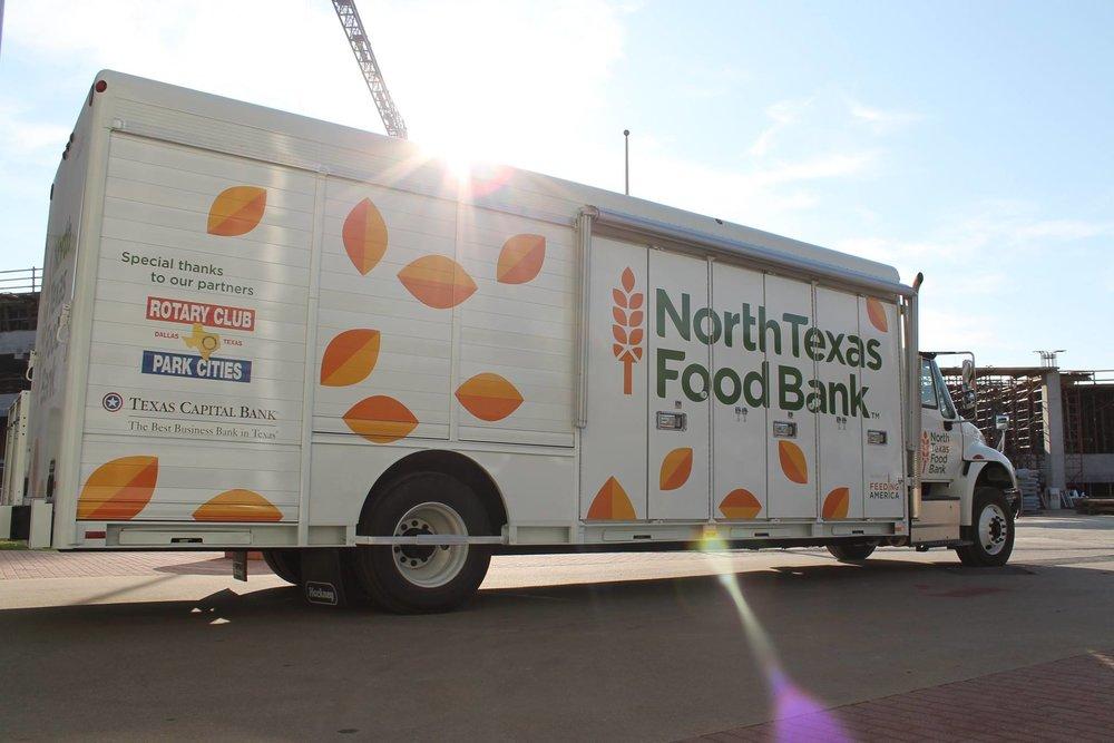 North Texas Food Bank -