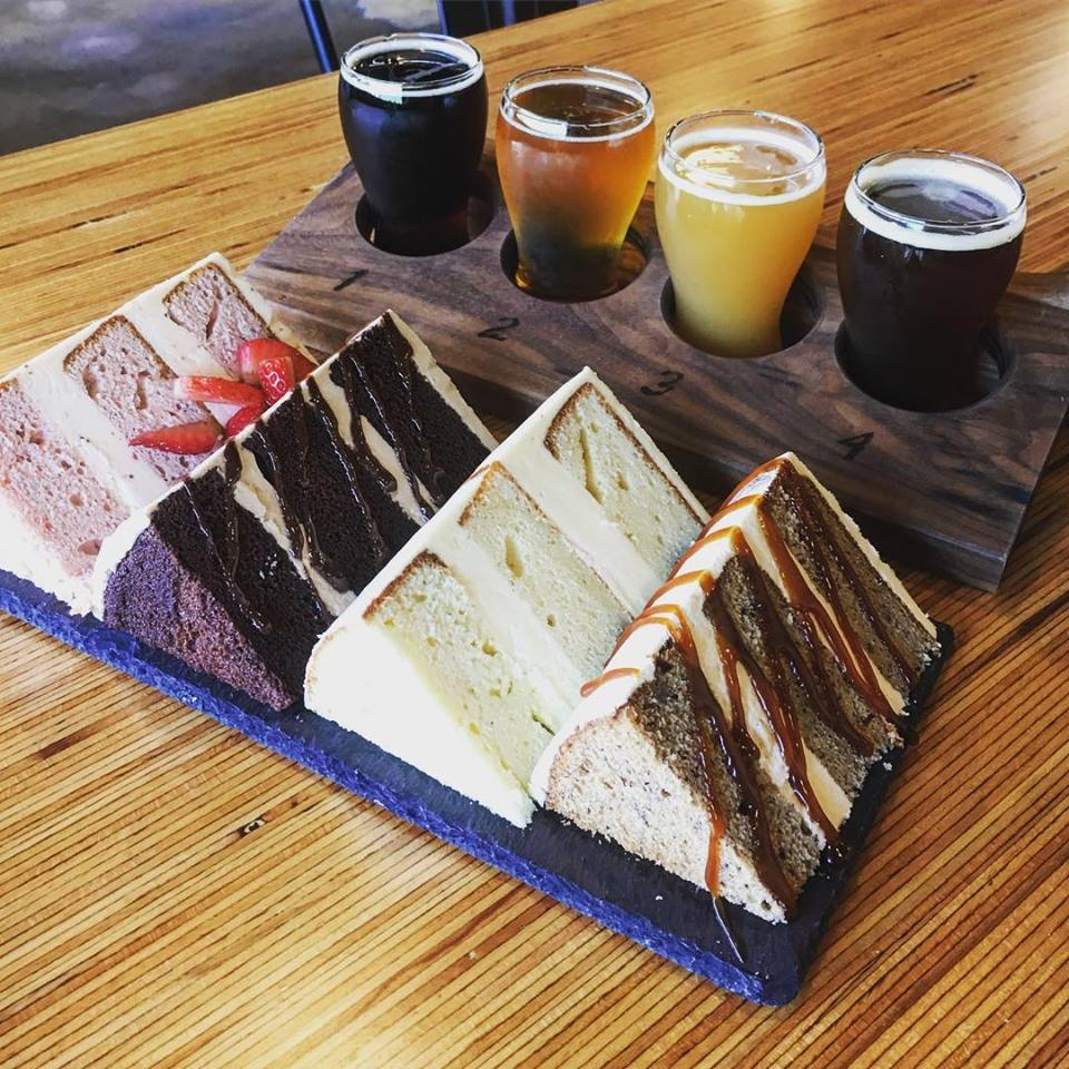 Flights and Bites - Sunday, January 6   Oak Cliff Brewing Co.