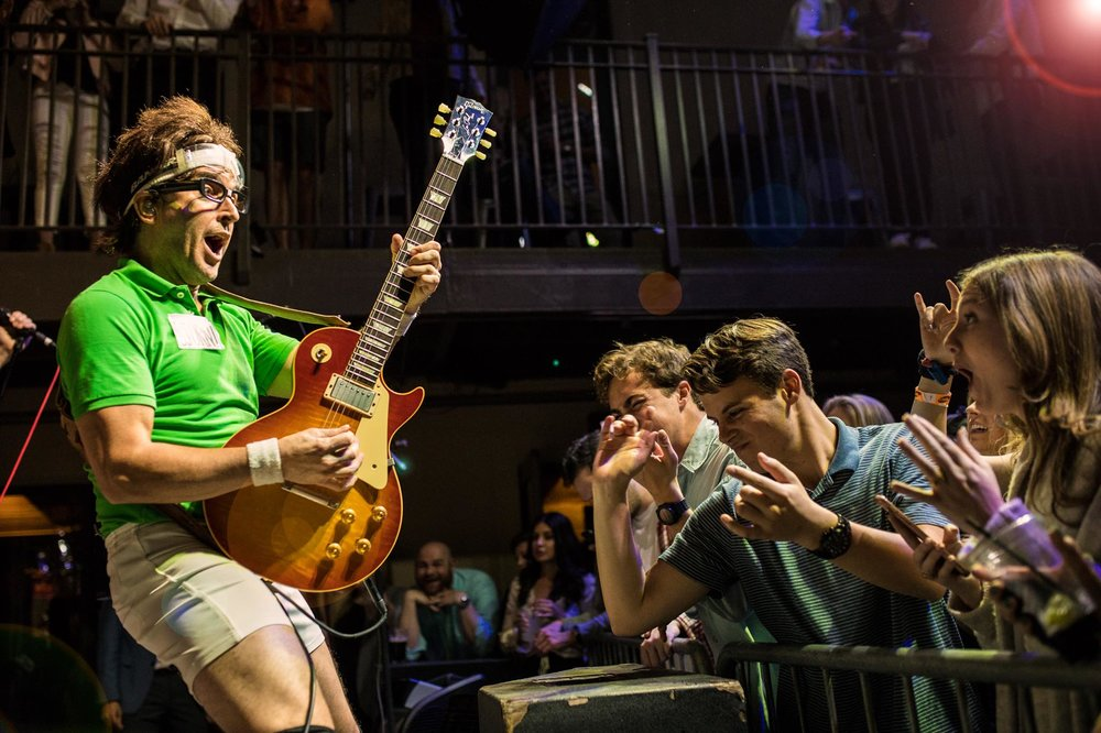 The Ultimate '80s Party ft. The Spazmatics - Friday, January 11 | The Statler