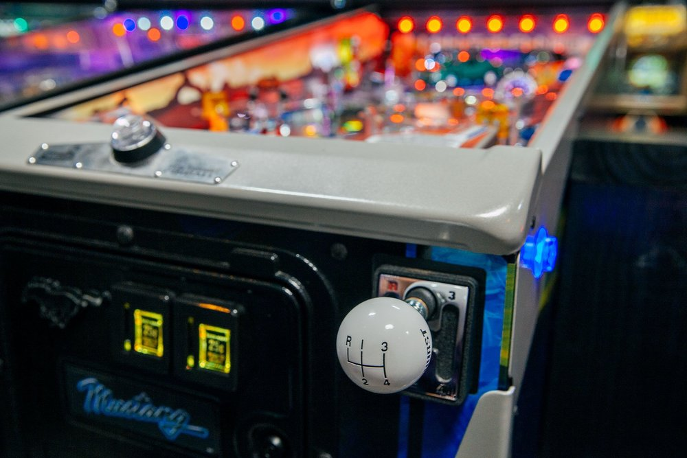Cidercade   2777 Irving Blvd., Ste. #200 - Located just two miles from downtown, this arcade bar boasts over 165 arcade games and offers 24 ciders on tap. Bring $10 for unlimited plays for the night, or $20 for the month to guarantee that your high score stays put.