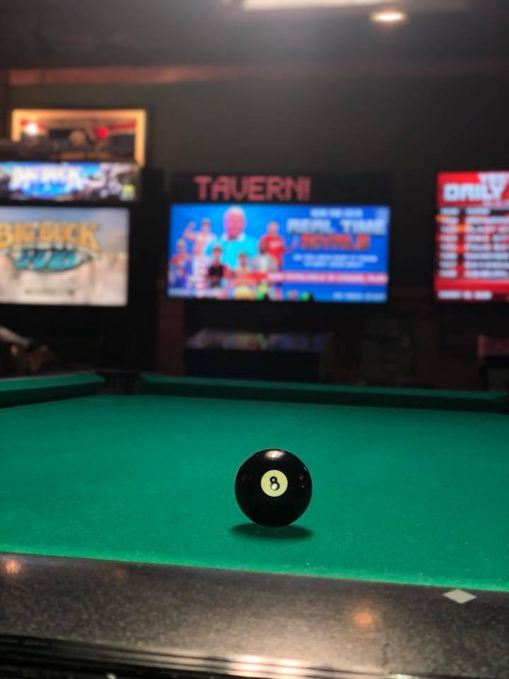 Bryan Street Tavern | 4315 Bryan St. - If you prefer to assemble a team of wits, then trivia may be more up your alley. Study up with a beer and slice of pizza on the patio and then crush the competition with your arsenal of random factoids. Or just school them at pool as Billy Dee Williams looks on.