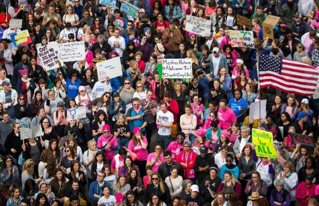 Dallas Women's March 2019 - Sunday, January 20 | Dallas City Hall