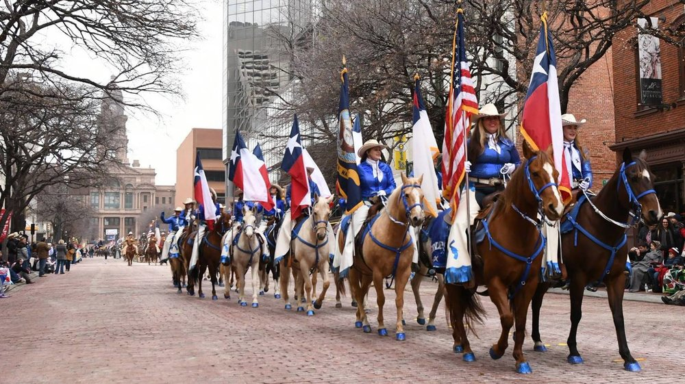 "Fort Worth Stock Show & Rodeo ""All Western Parade"" - Saturday, January 19 