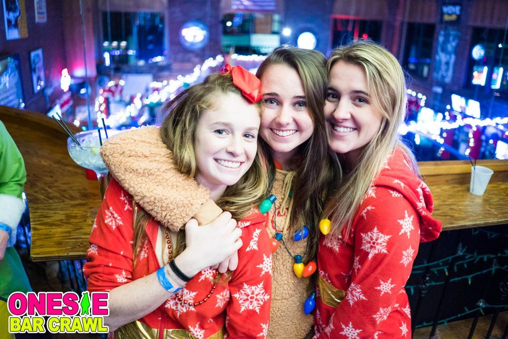 Onesie Bar Crawl - Saturday, January 19 | Clutch Bar