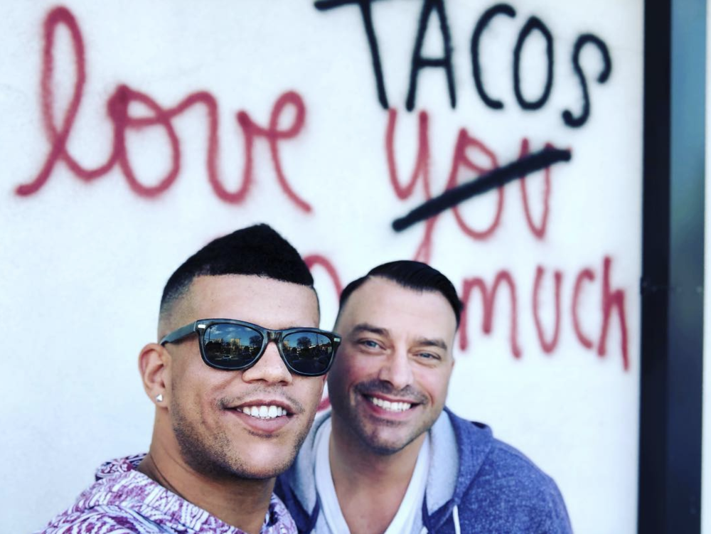 Urban Taco | 3411 McKinney Ave. - Is there anything more romantic than declaring your love for tacos? We think not. This gentle stab at the iconic mural on Congress in Austin is an IG must for any food-loving couple. And you can feel good about posting — the restaurant will donate $1 to the Ronald McDonald House for every photo posted on Instagram with the hashtags #ilovetacossomuchdallas and #urbantaco. (Photo by Chris Chism)