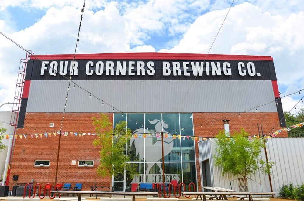 Four Corners Brewing Co. - Let's be honest: The game is just an excuse to get together and party. FCBC understands that, which is why they're hosting trivia with free prizes from 2 to 4 plus food from LUCK from 2 to 9. Will they have the ping-pong table out? Very likely. (Photo by FCBC)