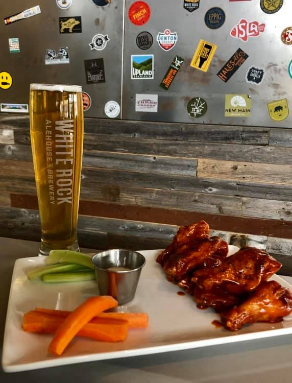 White Rock Alehouse - This Superb Owl party has $3 drafts and $6 flatbreads all evening plus $0.53 wings. Get it? Because if we were counting just how many Superb Owls this had been in a row, it would be LIII. No idea why we just used Roman numerals…