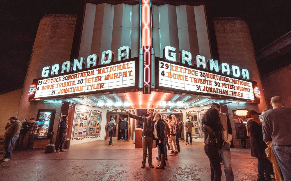 Granada Theater - Go to Lower Greenville for a free watch party with comfy seats, humongous screens and concert-quality sound. Makes sense, right? Grab domestics for $3 and get the nacho bar for $7. (Photo by Granada Theater)
