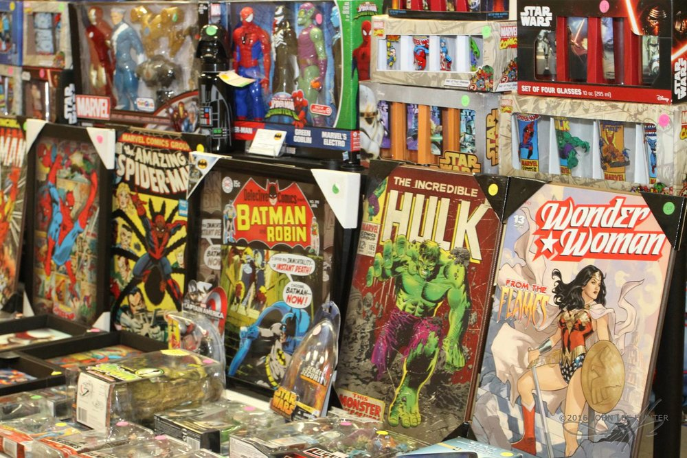 North Texas Comic Book Show - Saturday & Sunday, February 2 & 3 | Irving Convention Center at Las Colinas
