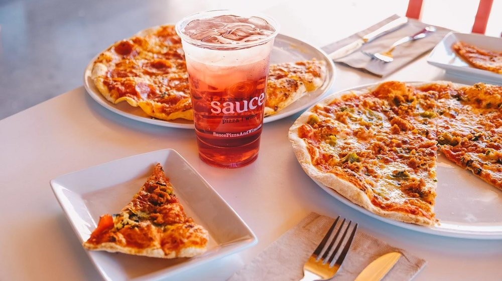 - Arizona-based artisanal pizza is headed to The Hill in February, with Sauce opening its third Texas location at 8185 Walnut Hill Lane. This fast-casual spot will be staying consistent with the other locations, offering fresh salads, pasta, and handmade pizzas with tons of gluten-free options.
