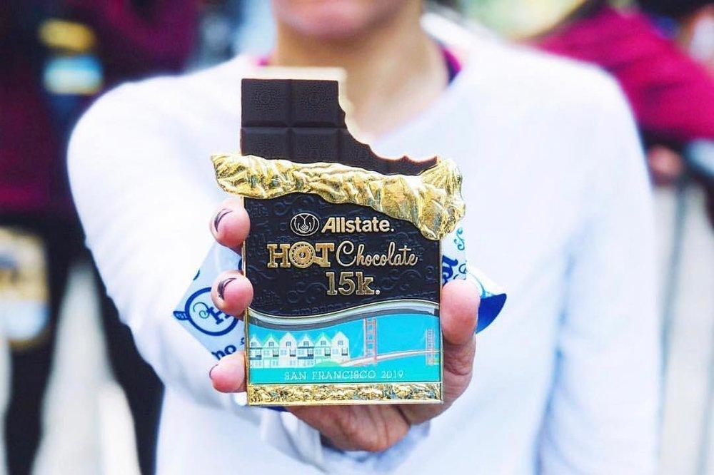 Hot Chocolate 15K - Saturday, February 9 | Fair Park