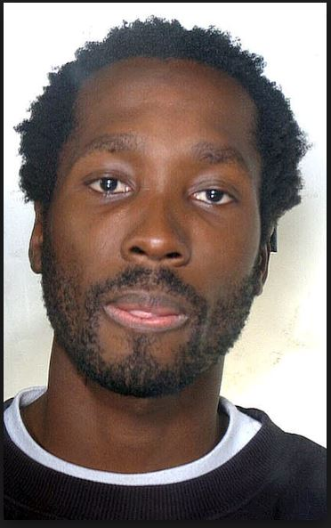Rudy Guede, the suspected murder