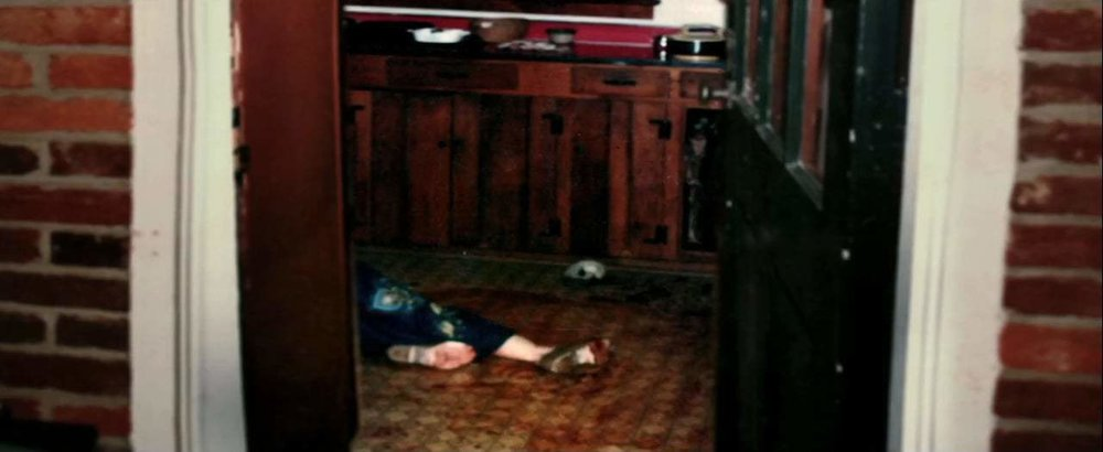 Nancy's body was found in the the kitchen, 6 stab wounds, and nearly decapitated