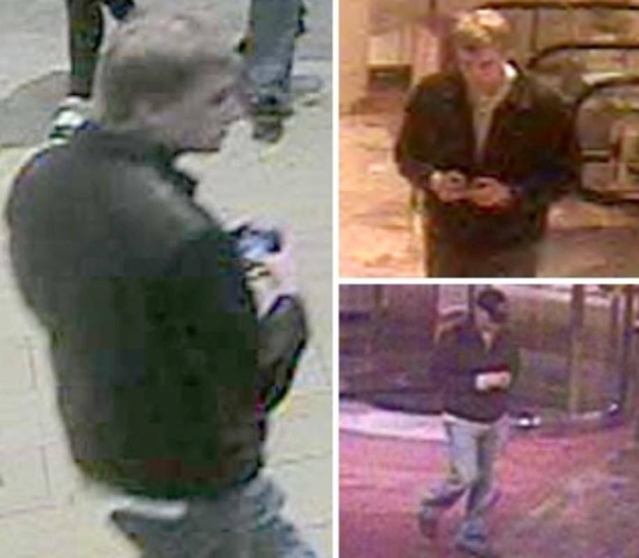 Surveillance Photo of Craiglist Killer