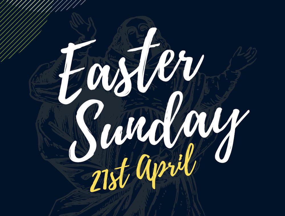 Easter Sunday Evening Service — Roxburgh Park Community Church