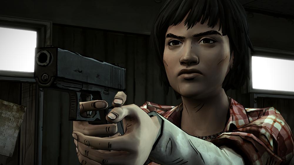 Sam - The Walking Dead: Michonne (2016)