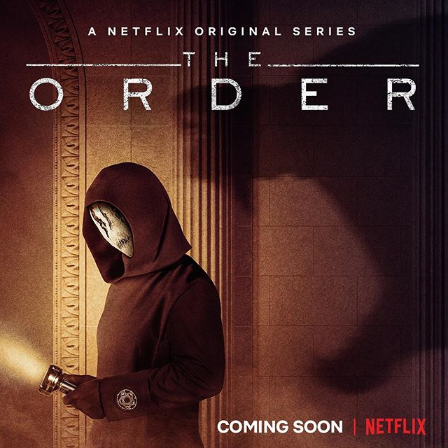 The entire season of the new series, #TheOrder drops on Netflix TOMORROW! • • Catch me playing the bad-ass, Lilith, a tough-minded college student who could eat you for breakfast... literally. Because Lilith is a werewolf and a sworn opponent of The Order! 🐺 • • @theorder @netflixca #netflixoriginal #theordernetflix